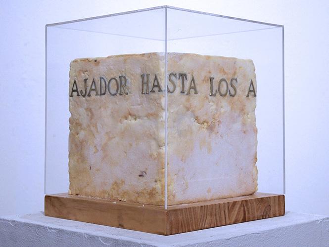 Cubo de grasa - Pierre Valls
