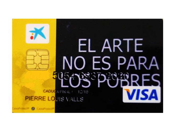 El arte no es para los pobres - Pierre Valls