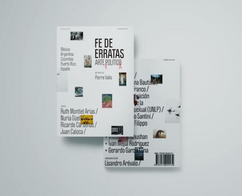 Fe de Erratas {con}Tensión editorial Pierre Valls